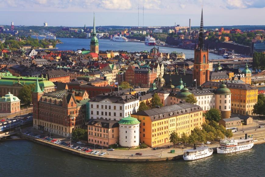 Vandrarhem i Vasastan Stockholm