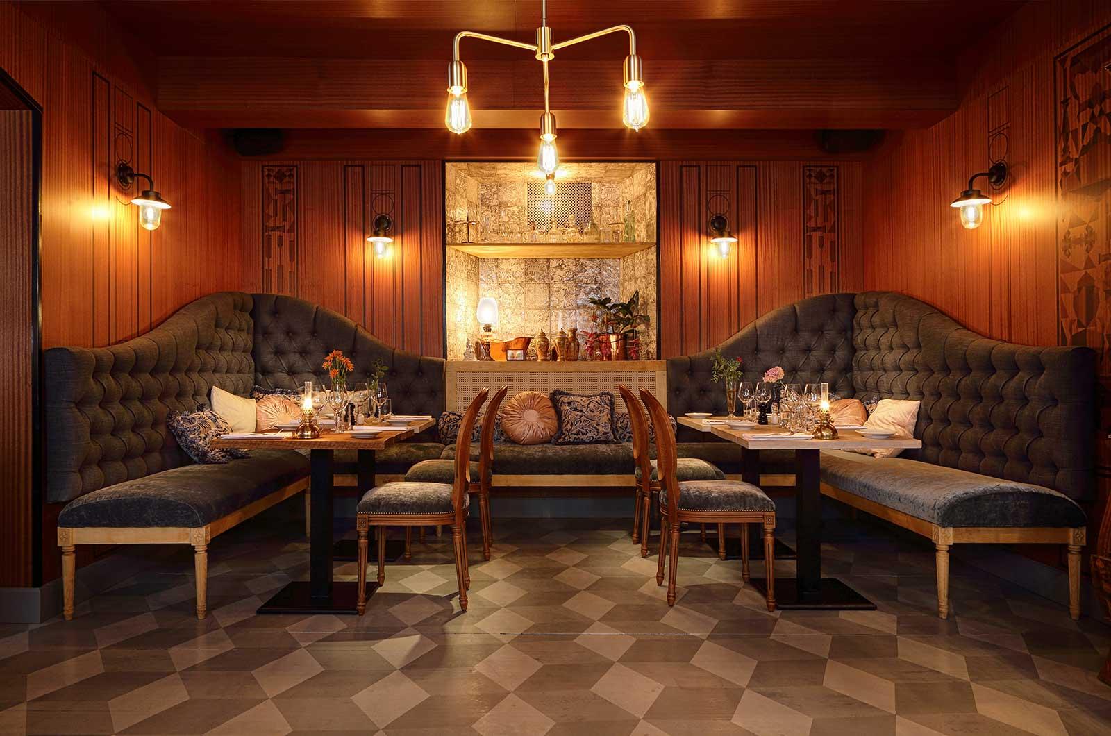 Cocktail Bar & Restaurang Toppläge i Stockholm