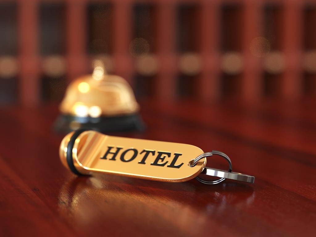 Hotellverksamhet i Solna Stockholm