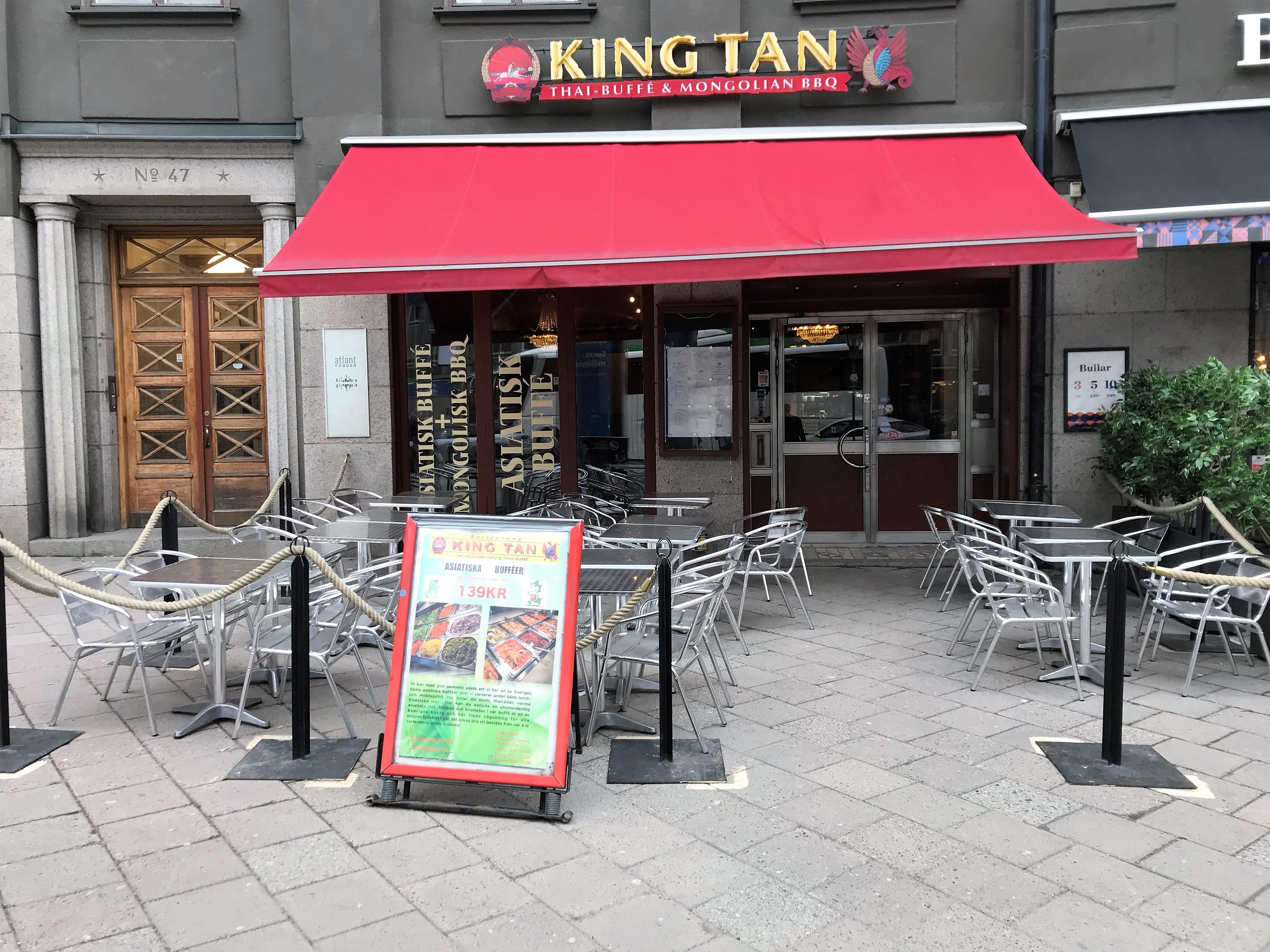 Välkänd asiatisk restaurang på Sveavägen i centrala Stockholm