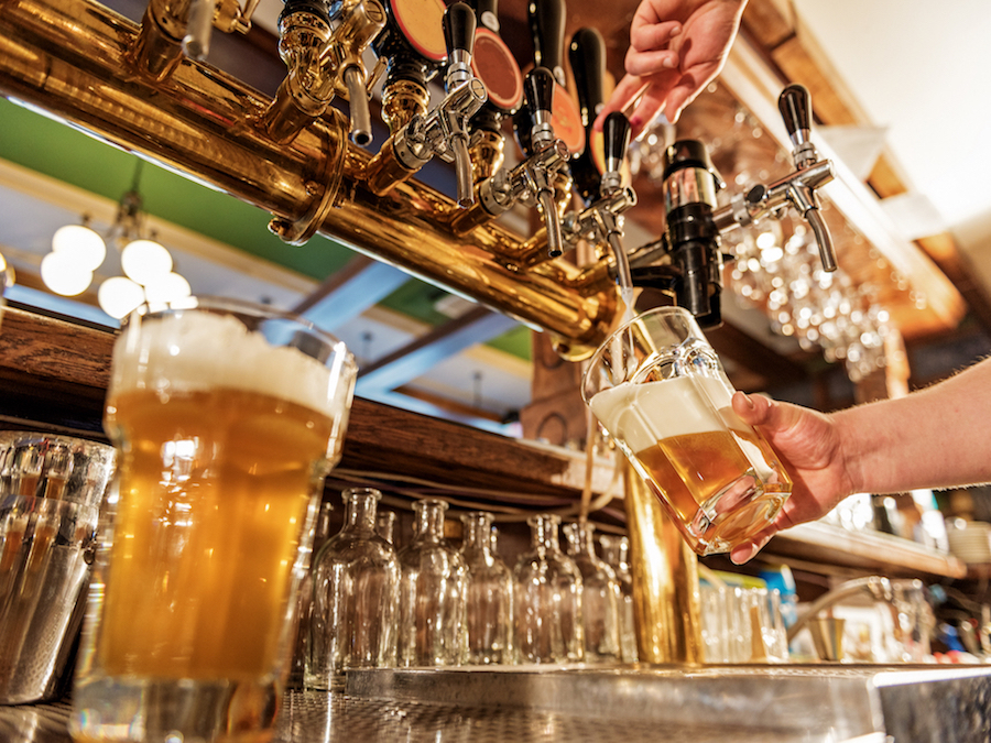 Nattklubb och restaurang i Uppsala