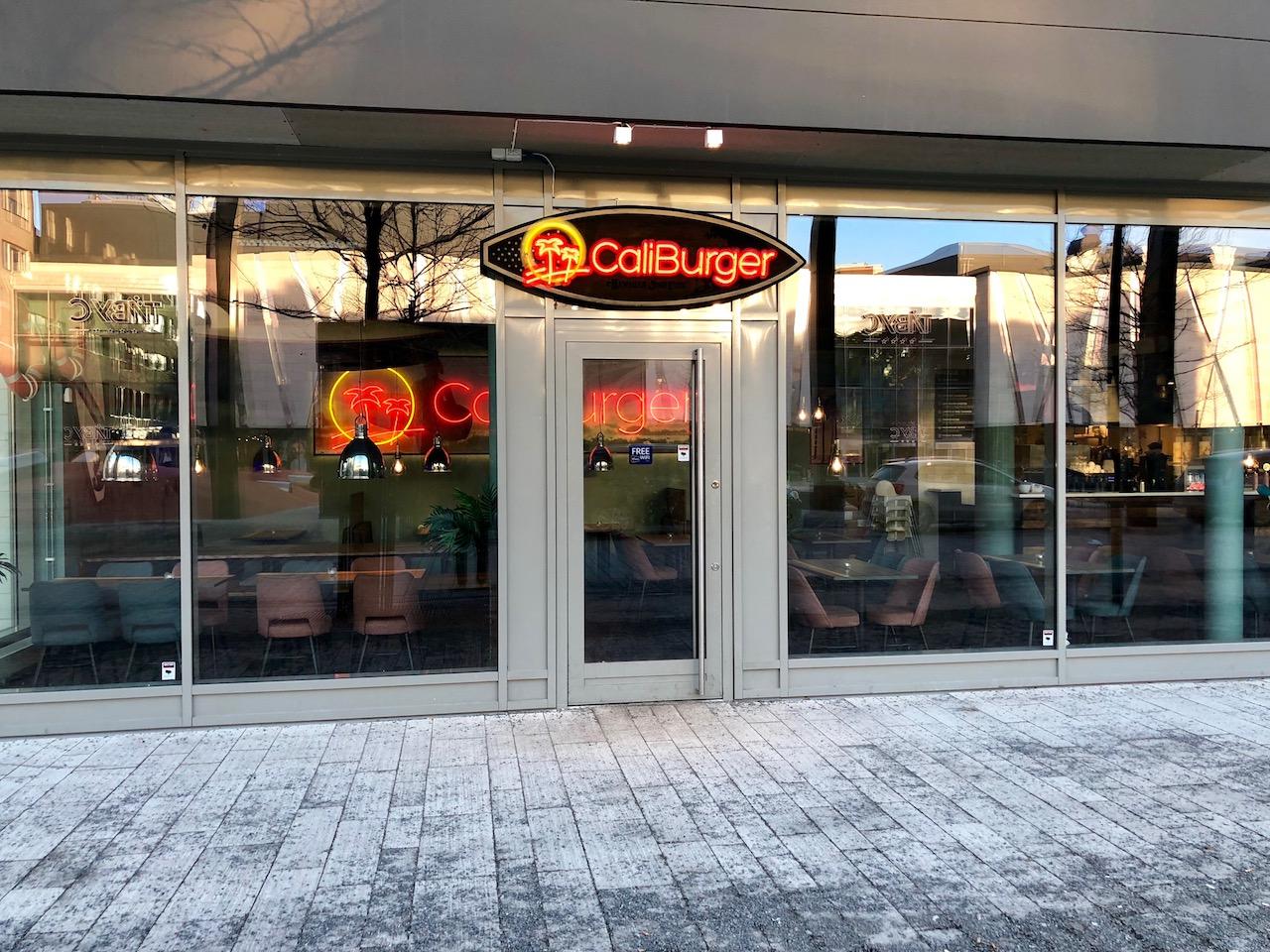 Fastfood och Libanesiskt Bistro vid Täby Centrum