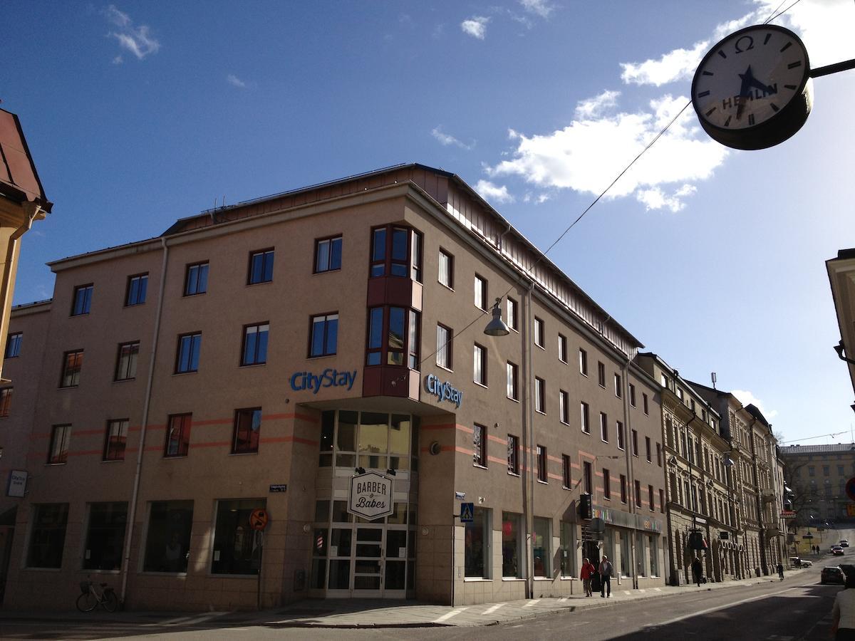 Attraktivt Frukosthotell i Uppsala