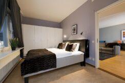 Sov och vardagsrum