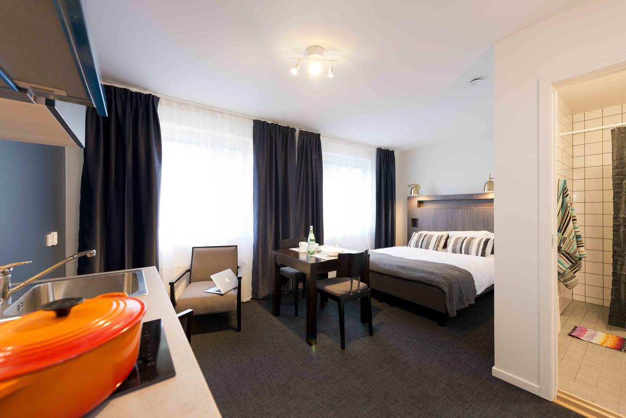 Hotell och Apartments i Bromma