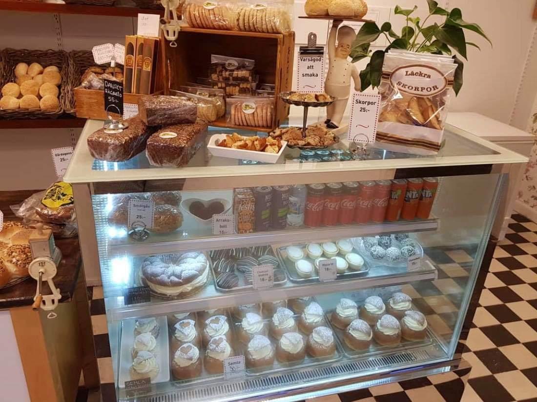 Bageri i Uddevalla