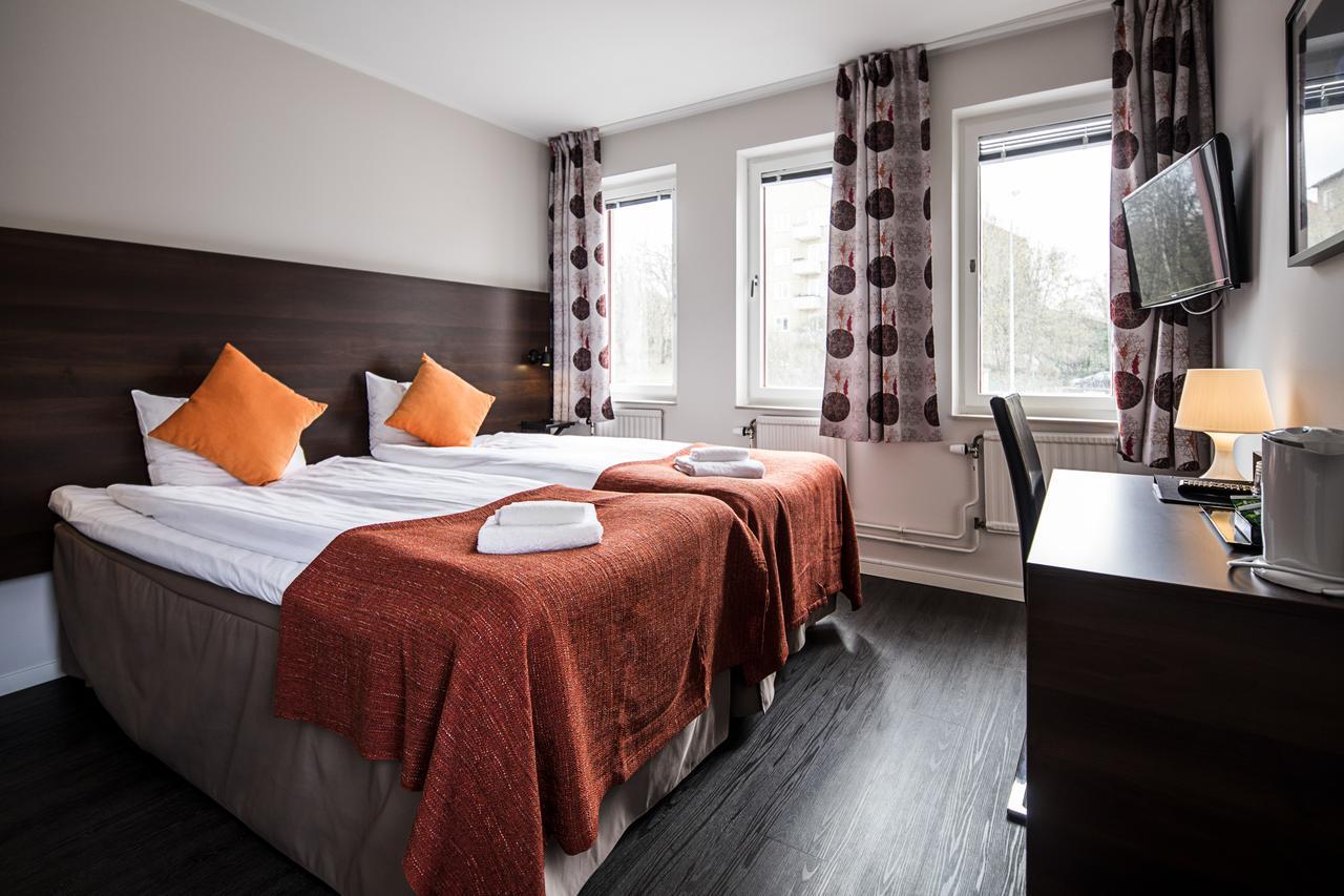 Hotell i Solna med Stort Potential