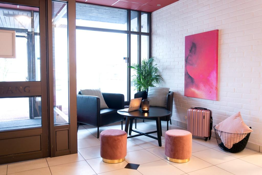 Hotell – apartments i Halmstad